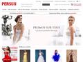 Persun : robes fashions longues fluides pas cher