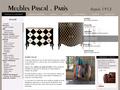 Meubles Pascal : nombreux modèles de meuble pour l'aménagement de votre intérieur