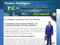 Plombier Courbevoie : plombiers experts à votre service dans un délai très court