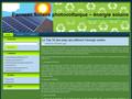 Panneau solaire : panneau solaire photovoltaïque et énergie solaire