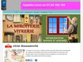 Vitrier Goussainville : pour vos travaux de vitrerie