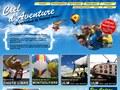 Ciel d'Aventure : baptême de l'air par saut en parachute