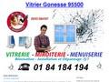 Vitrier Gonesse :  vitriers disponibles dans votre ville 365 jours par an
