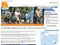 Faites du cyclotourisme sur le parcours de La Vélodyssée