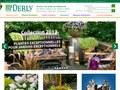 Derly : p�pini�res et jardinerie dans l'Eure