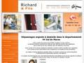Richard et Fils : ouverture de porte � Paris