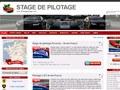 Pilotage Stage : stages de pilotage en France sur Ferrari, Lamborghini, Mustang et Porsche