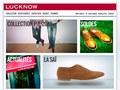 Lucknow : boots pour homme