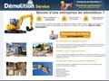 Démolition Service : comparez les tarifs d'entreprises de démolition
