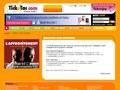 Ticketac : réservation de tickets de théâtre en ligne avec réduction