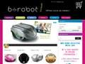 Borobot : robot tondeuse ou aspirateur