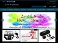 Le club des Vapoteurs : cigarettes électroniques, accessoires et e-liquides