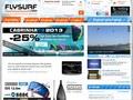 Flysurf : sp�cialis� dans l'univers du kitesurf