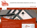 Bibanow Lautier : charpente et couverture de toit à Gaillac