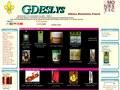 Gdeslys Boutique : produits des abbayes et monastères