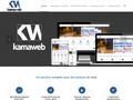 KamaWeb : création de site web, référencement et rédaction web au Maroc