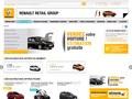 Renault Retail Group : vastes gammes de véhicules neufs et d'occasion - accessoire et atelier