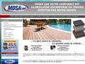 MDSA Composite : terrasse en bois composite