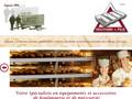 Routhier + Fils : équipement de boulangerie au Québec