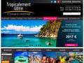 Tropicalement V�tre : voyage dans l'Oc�an Indien
