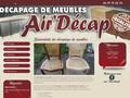 Air Décap : décapage de meubles dans le Pas de Calais