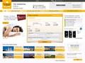 Première Classe : réservation d'hôtels en ligne