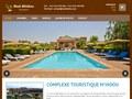 Riad Mhidou : villa à Marrakech