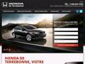 Honda Terrebonne : concessionnaire de véhicules Honda sur la rive-nord de Montréal