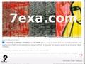 7exa : art contemporain de peintre, photographe et cinéaste