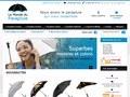 Le Monde du Parapluie : le catalogue des plus complet de modèles de parapluies