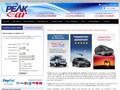 Peak Car : agence de location de voiture au Maroc - Marrakech, Casablanca et El Jadida