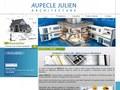 Aupecle Julien : construction de maison basse consommation dans la Drôme