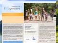 Camping de l'Argentière : location vacances sur la Cote d'Azur