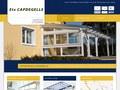 Menuiserie Capdegelle : stores, vérandas menuiserie alu et ferronnerie