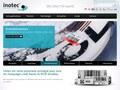 Inotec : fournisseur d'étiquettes, marquage au sol et code barre