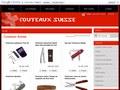 Couteaux Suisse : des couteaux suisse crées pour vous