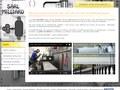 Sarl Milliard : entreprise de menuiserie d'aluminium