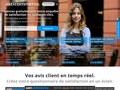 Sati Commerce : questionnaire de satisfaction pour sondage d'opinion
