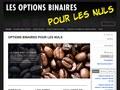 Options Binaires Pour Les Nuls : actualites, forum, comparaisons et tests de plateformes