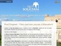 Riad Sougtani : restaurant et riad à Marrakech