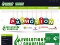 Evolution Chauffage : matériel sanitaire et thermique