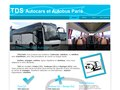TDS Travel : location d'autocars depuis Paris avec chauffeurs inclus