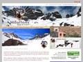 Refuge Toubkal : hôtel dans le Haut Atlas au Maroc - Les Mouflons