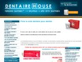 Dentaire House : kit dentaire pour particulier