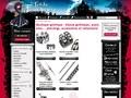 La Petite Faucheuse : magasin gothique sur internet