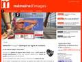Mémoire d'Images : création site web professionnel