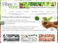 Fibre Verte : paillages décoratifs écologiques