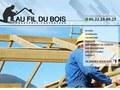 Au Fil du Bois : charpentier à Chambéry