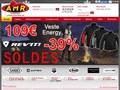 Auto Moto Racing : équipement motard, solde casque moto pas cher et accessoires discount