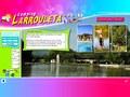 Larrouleta : vacances dans un camping 3 étoiles au Pays Basque
